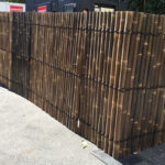 Bamboo Fence - Prop For Hire