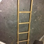 Bamboo Ladder - Prop For Hire