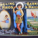Barnum Bailey Posters - Prop For Hire