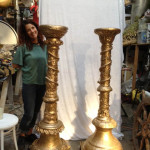 Baroque Candelabra - Prop For Hire