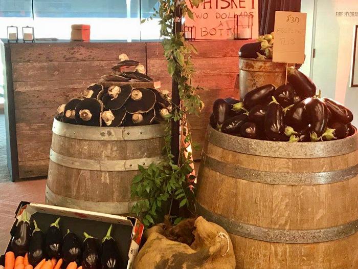 Barrels and Farm Produce 1 - Prop For Hire