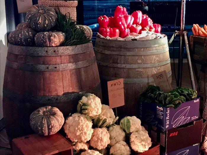 Barrels and Farm Produce 2 - Prop For Hire