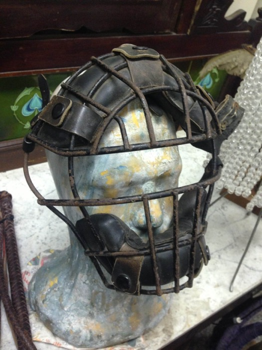 Baseball Mask - Prop For Hire