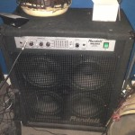 Bass Amp - Prop For Hire