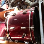 Bass Drum - Prop For Hire