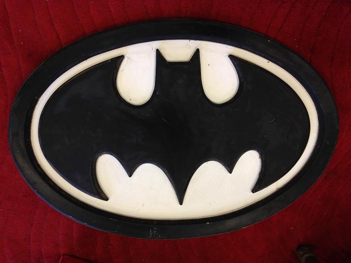 Batman Signs - Prop For Hire