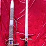 Bejewelled Sword - Prop For Hire