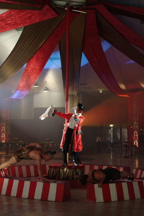 Big Top Draping 1 - Prop For Hire