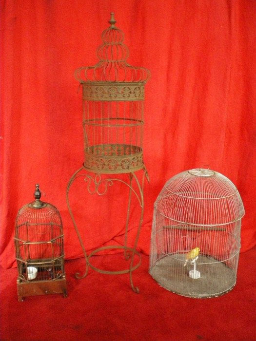 Birdcage 3 - Prop For Hire