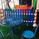Blue Wonka Dining - Prop For Hire