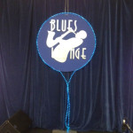 Blues Lounge Sign - Prop For Hire