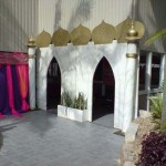 Bollywood Entrance - Prop For Hire