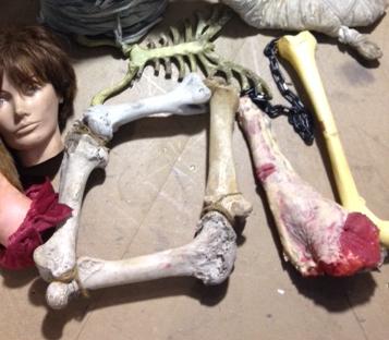 Bones - Prop For Hire