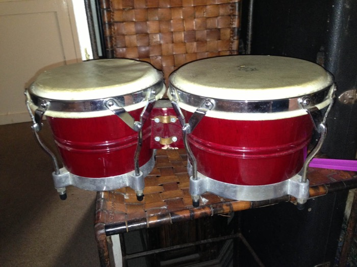 Bongos - Prop For Hire