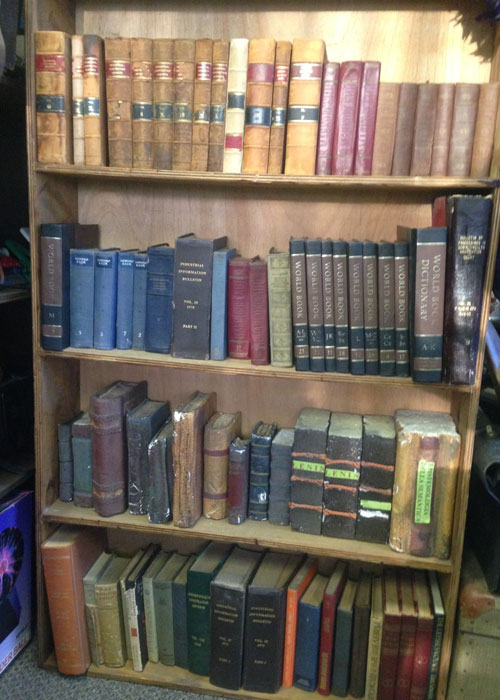 Book Collection - Prop For Hire
