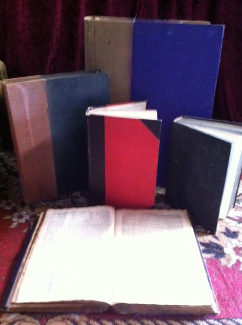 Books 2 - Prop For Hire