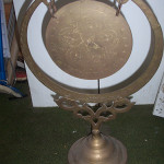 Brass Gong - Prop For Hire
