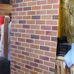 Brick Wall Fascias - Prop For Hire