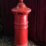 British Postbox - Prop For Hire