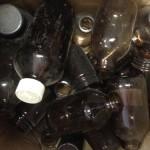 Brown Medicine Bottles - Prop For Hire