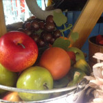 Bucket Of Fruit - Prop For Hire