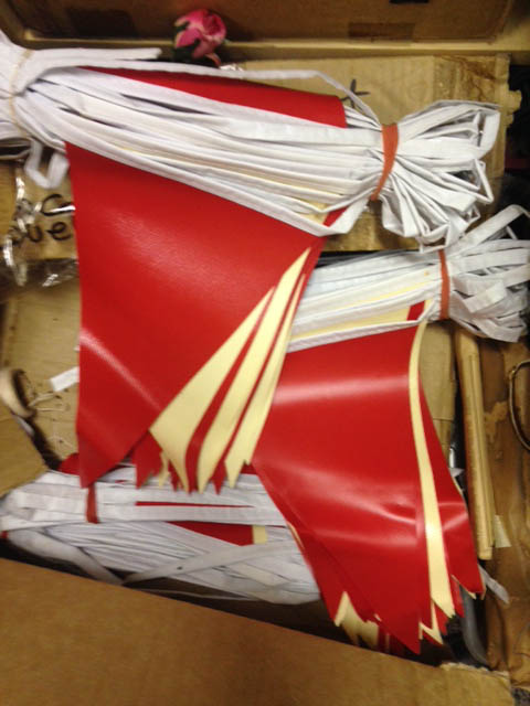 Bunting - Prop For Hire