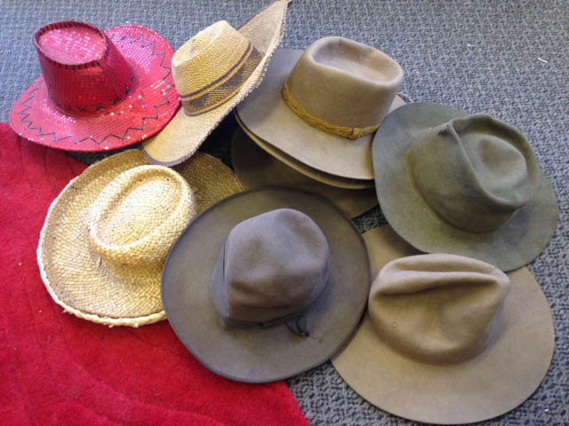 Bush Hats - Prop For Hire