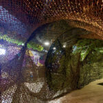 Cammo Tunnel Entrance - Prop For Hire