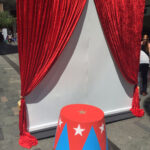 Carnival Drape 1 - Prop For Hire