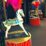 Carousal Horses - Prop For Hire