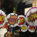Cartoon Signs 1 - Prop For Hire