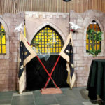 Castle Backdrops - Prop For Hire