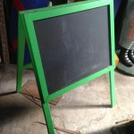 Chalk Board 1 - Prop For Hire