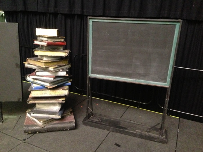 Chalk Board 2 - Prop For Hire