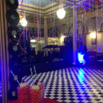 Checkered Dance Floor 1 - Prop For Hire