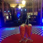 Checkered Dance Floor 2 - Prop For Hire