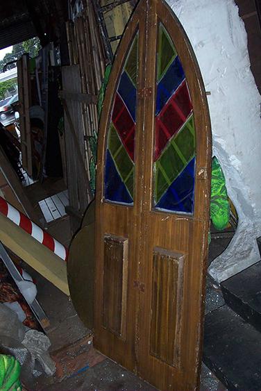 Church Doors 2 - Prop For Hire
