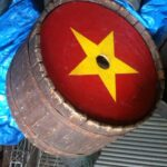 Circus Barrel - Prop For Hire