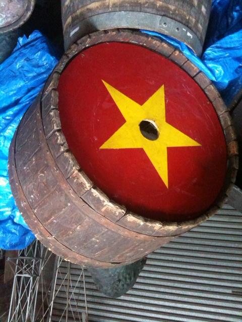 Circus Barrel - Prop For Hire