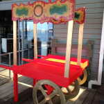 Circus Carts - Prop For Hire