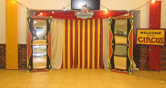 Circus Entrance 2 - Prop For Hire