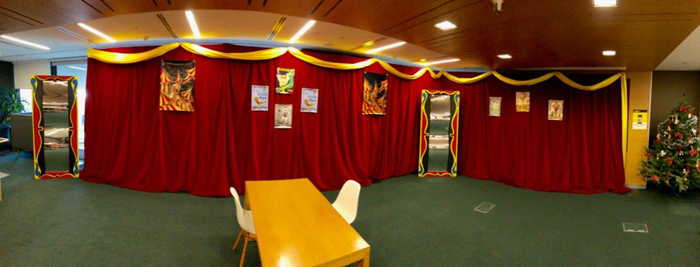Circus Pano - Prop For Hire