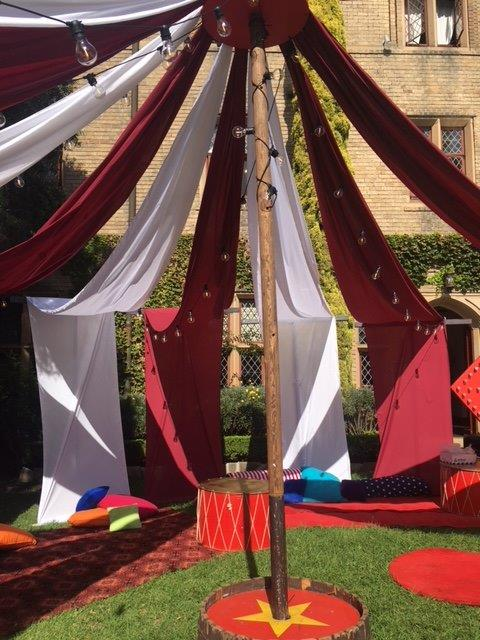 Circus Tent - Prop For Hire