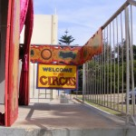 Circus Welcome Sign - Prop For Hire