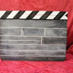 Clapper Boards 1 - Prop For Hire