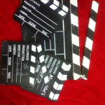 Clapper Boards 2 - Prop For Hire