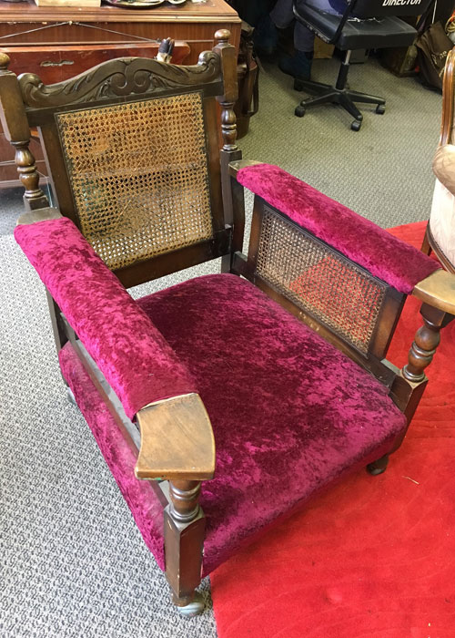Classic Armchair - Prop For Hire
