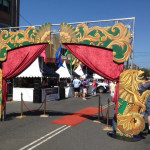 Classic Carnival Entrance - Prop For Hire