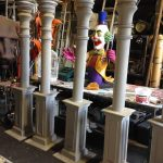 Classic Columns - Prop For Hire