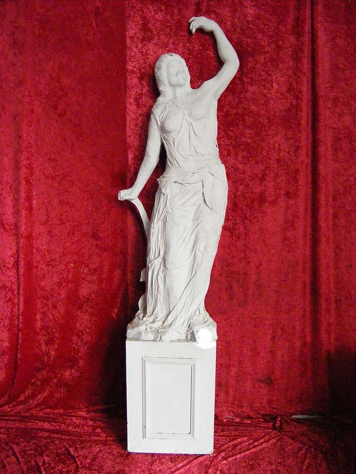 Classical Statue 4 - Prop For Hire